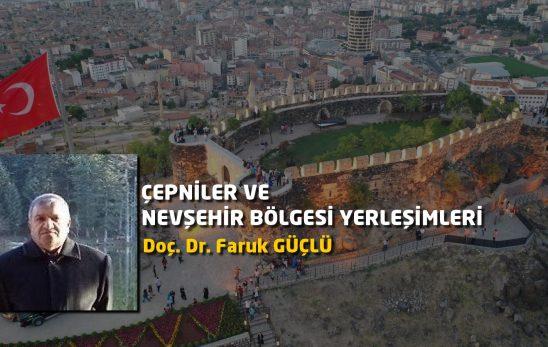 Çepniler Ve Nevşehir Bölgesi Yerleşimleri